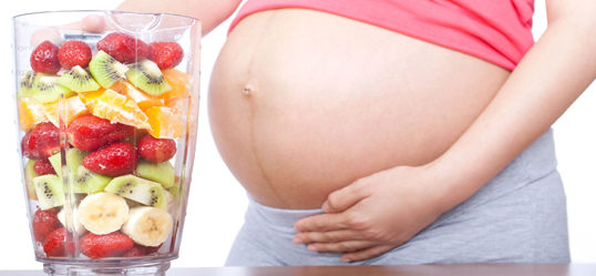 Healthy Eating During Pregnancy – Fiona Brown, dietitian
